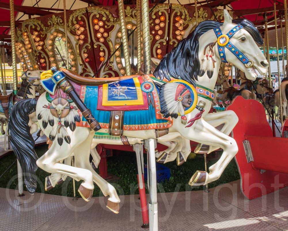 carnival carousel 2014 warren county farmers fair new je flickr
