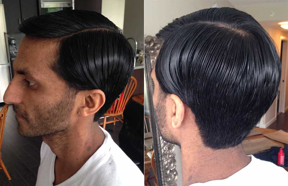 Indian Hair Mens Mad Men Haircut Victoria Flickr