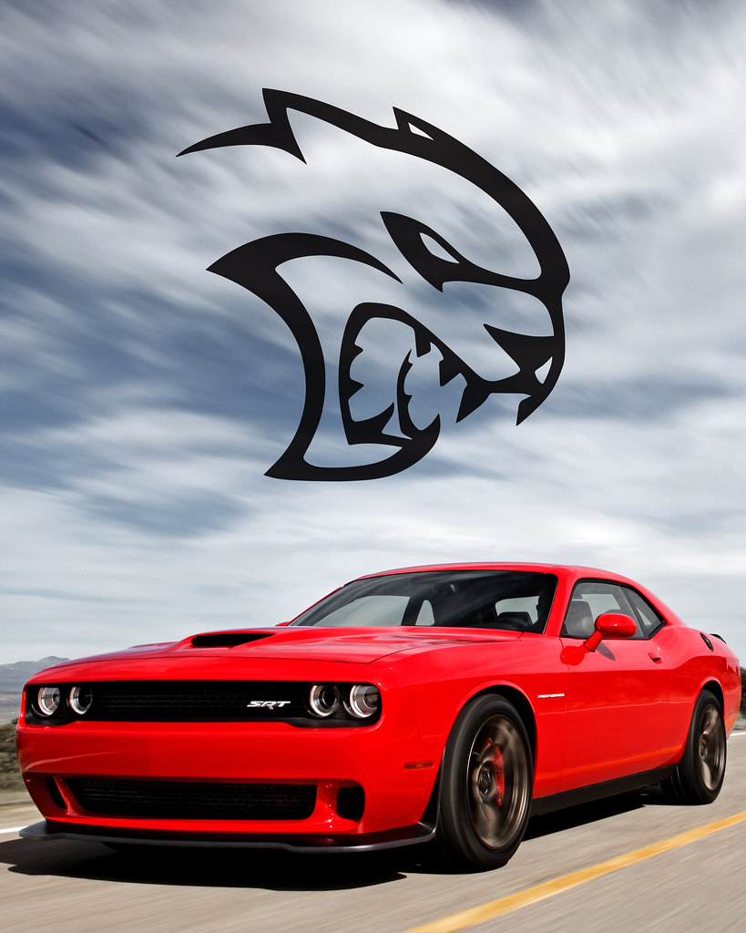 2015 Dodge Challenger Srt Hellcat Car Fanatics Flickr