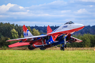 "MiG-29 ""Swifts"" (""Strizhi"") 