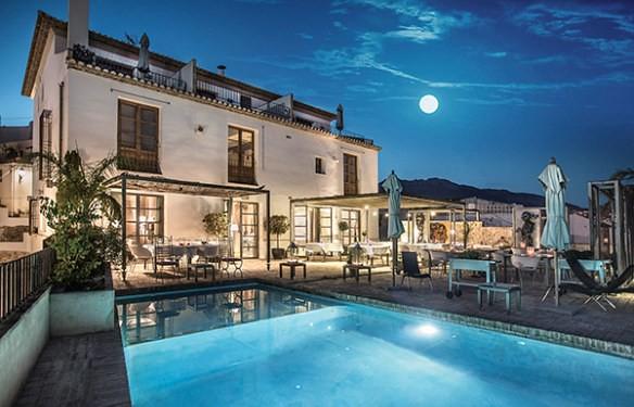 Hotel la serena diseo para el descanso espacios vives for Hotel diseno alicante