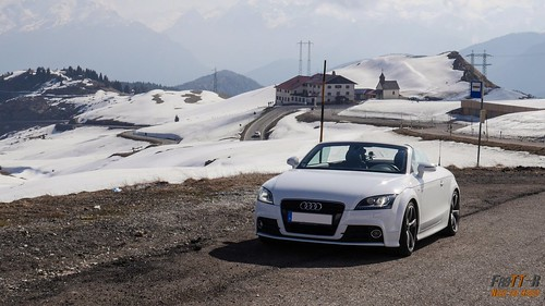 Audi TT vs. Jaufenpass