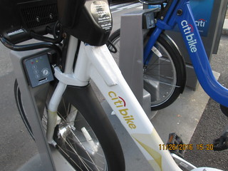 White Citi Bike | by AviationMetalSmith