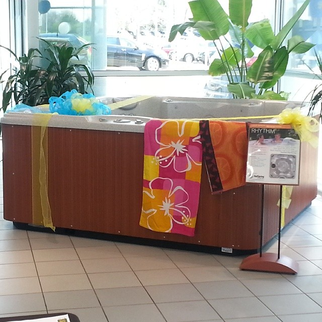 Gary Lang Chevy >> Its Still Chilly Out Win This Hot Tub Gary Lang Chevy