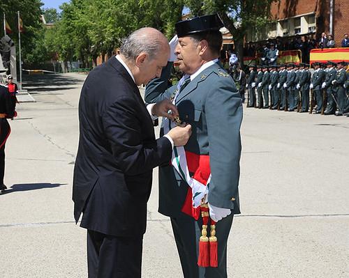 Jorge fern ndez d az afirma que la guardia civil no s lo for Ministerio del interior guardia civil