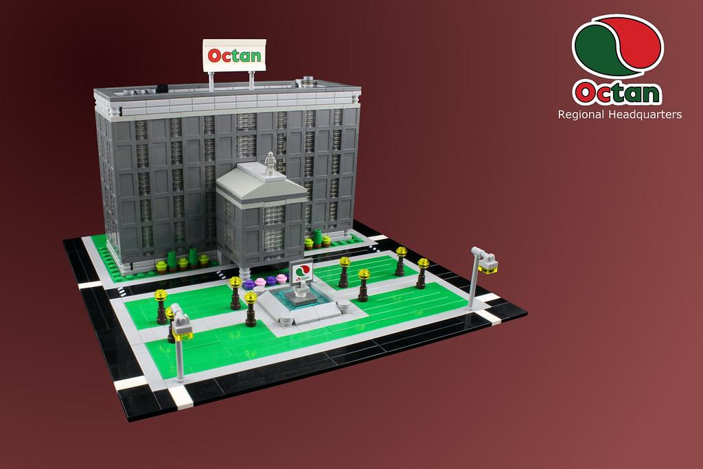 "Micropolis Octan Regional Headquarters | ""Micromanaging your… | Flickr"