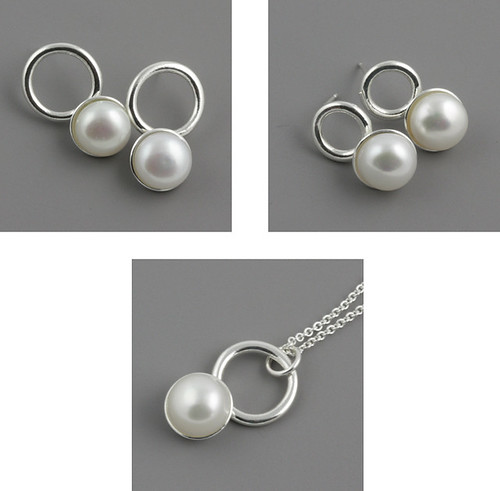 Pearls | by Sarah Hood Jewelry