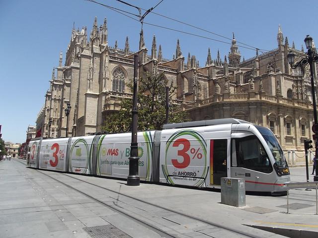 Seville Cathedral - Av de la Constitucion, Seville - Metro Centro 302