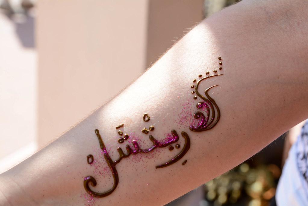Henna Tattoo Morocco Victoria Shingleton Flickr