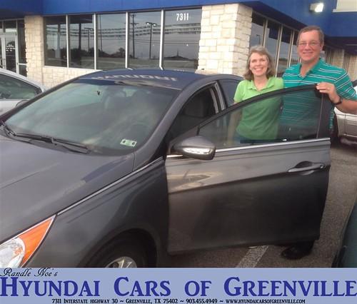 Hyundai Greenville Sc: Congratulations To Gilbert Naizer On Your New Car Purchase
