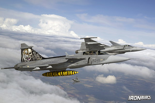 Ironbirdgripenbreak2 | by Ironbird Photography