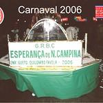 ESPERANÇA DE NOVA CAMPINA - 2006
