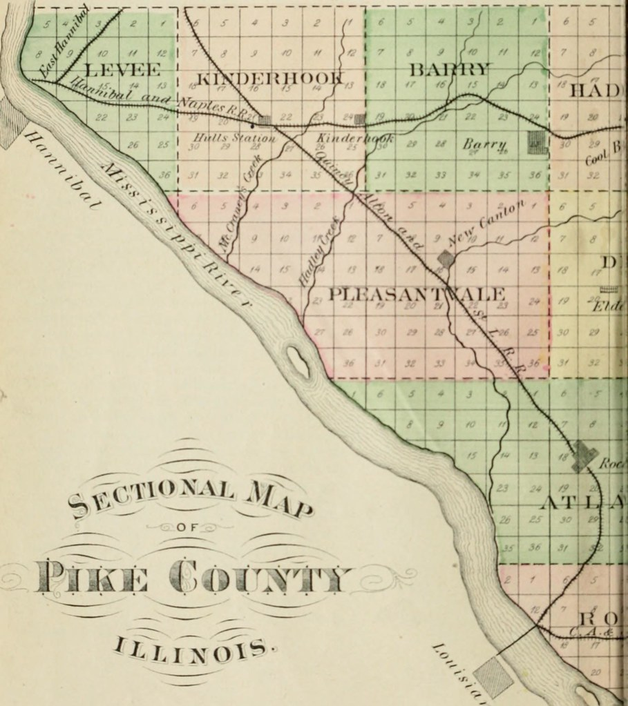 Image From Page 11 Of History Of Pike County Illinois T Flickr