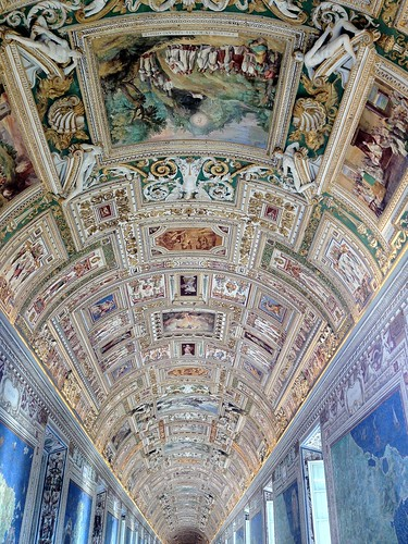 Ceiling of the Sistine Chapel | by angrylittlechemist