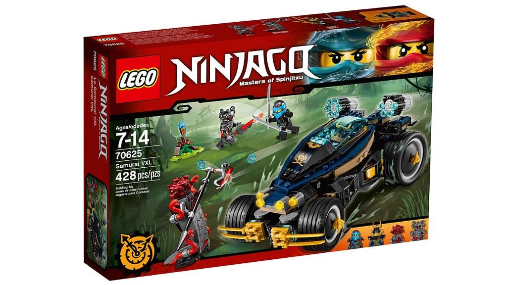LEGO Ninjago 70625 - Samurai VXL