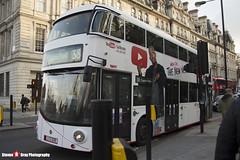 Wrightbus NRM NBFL - LTZ 1226 - LT226 - YouTube CF - Clapton Pond 38 - Arriva London 38 - London - 161126 - Steven Gray - IMG_5228