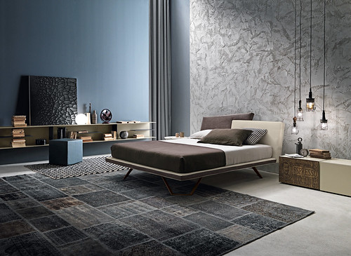 Presotto letti letto meeting imbottito design come for Camere presotto