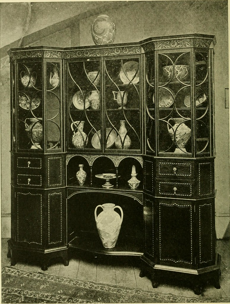 kinds of furniture. Image From Page 267 Of \ Kinds Furniture D