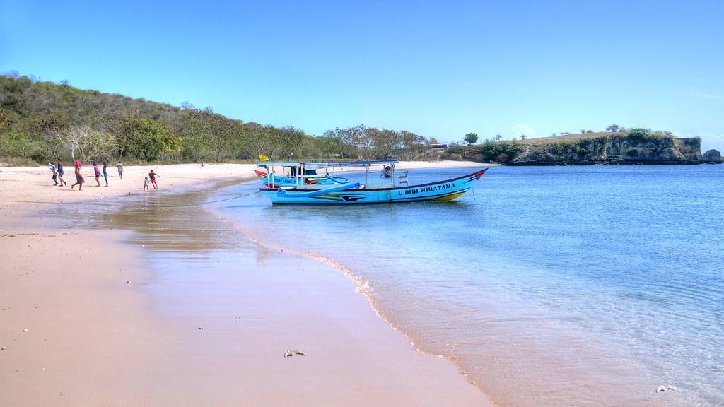 Pink Beach, Lombok (DSC7088)
