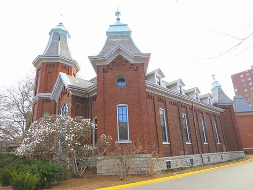 Old Gym - Vanderbilt University
