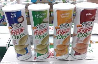 Sensible Portions Garden Veggie Chips Theimpulsivebuy Flickr