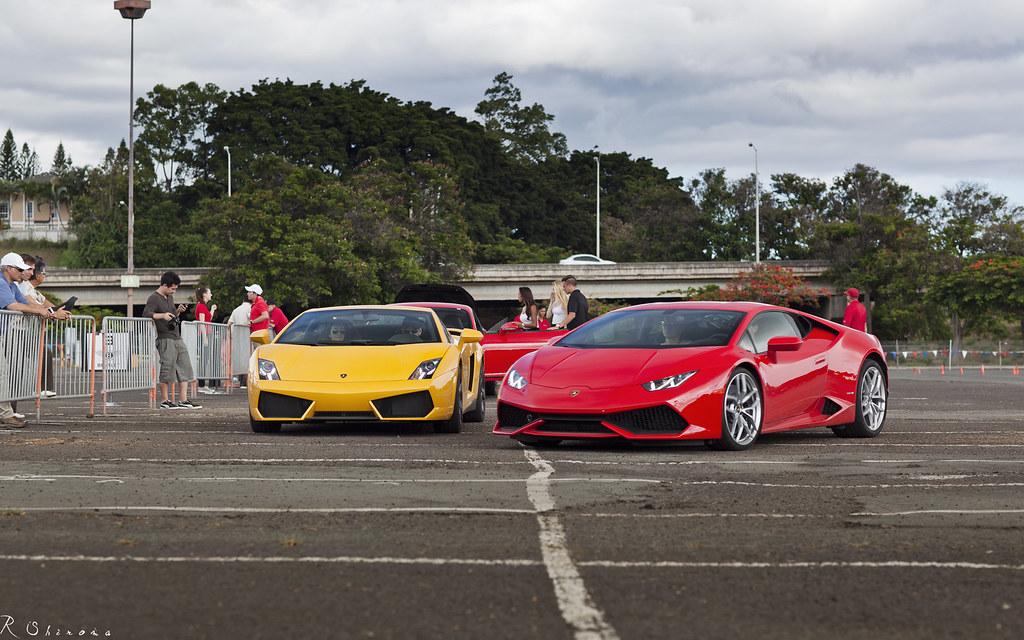 ... Lamborghini Gallardo LP560 2 U0026 Huracan LP610 4 | By Rshiroma
