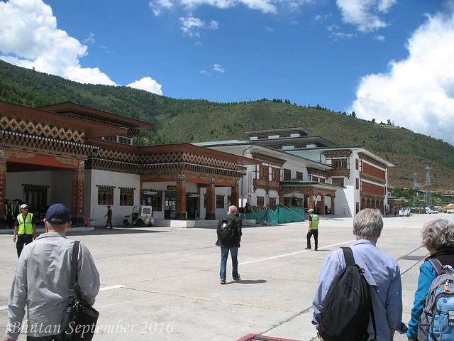 Bhutan September 2016