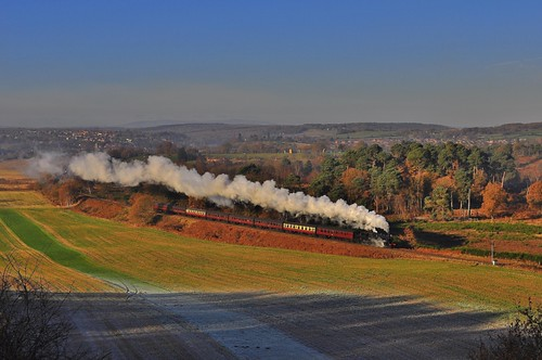 Severn Valley Railway Santa's 4th December | by Martin Creese