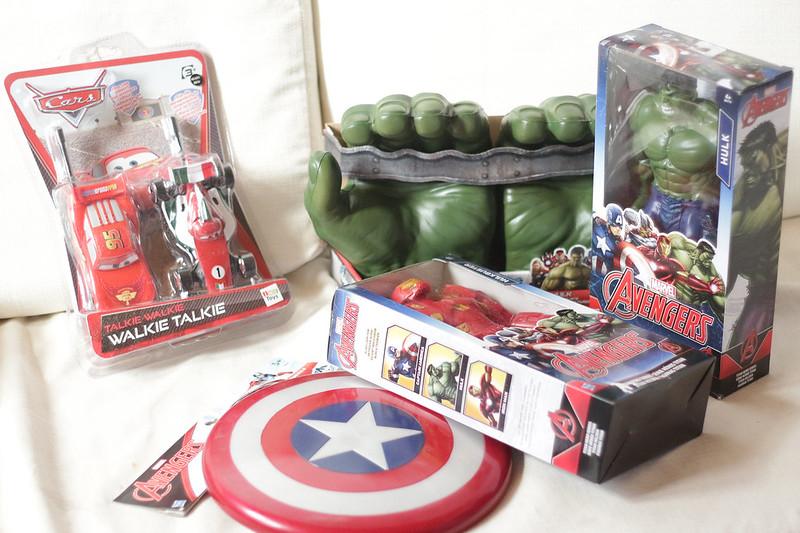 REgali di Natale Supereroi