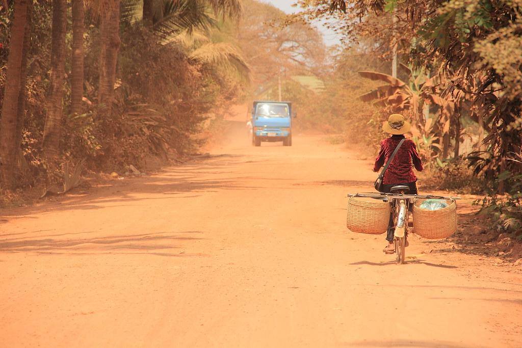 Basic Road - Kampot -Cambodia