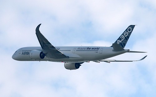 AIB101 Route Proving 24/7/2014 | by A380_TLS_A350