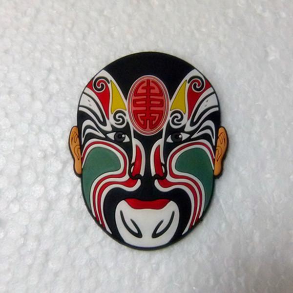 customized promotional 3d rubber magnet fridge magnets flickr