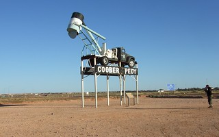 Coober Pedy Sign | by ebygomm
