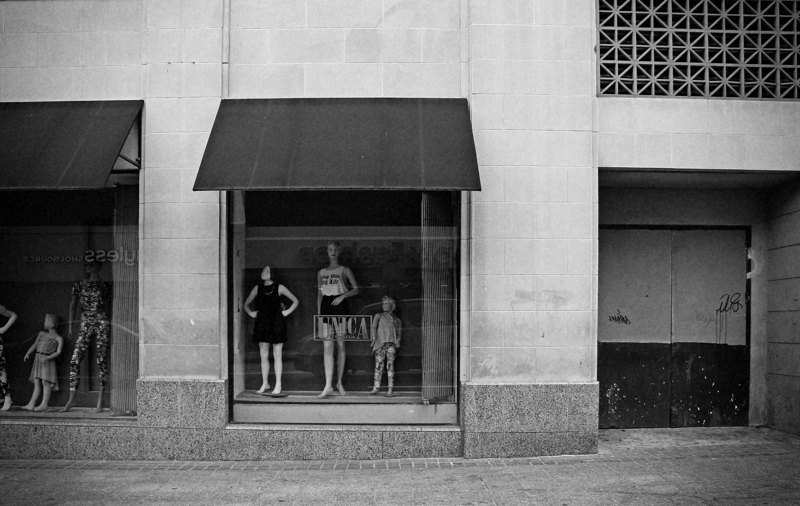 Unica Storefront, Downtown Atlanta