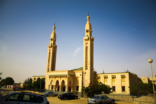 Grand Saudi Mosque | by ammar01uk
