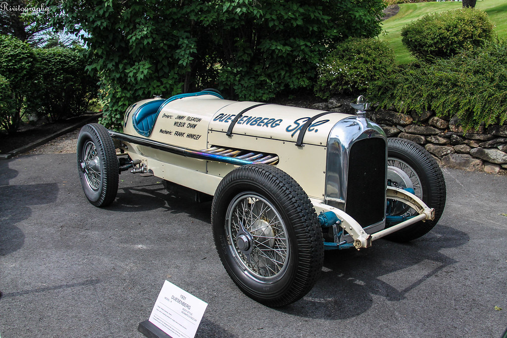 1931 Duesenberg Model A Indianapolis Race Car | This is part… | Flickr