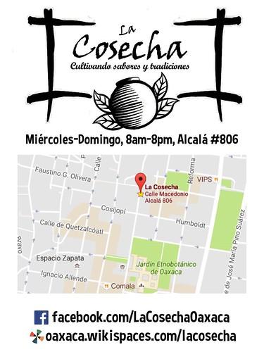 La Cosecha @ Oaxaca 10.2016