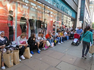 Primark Benches | by Alan Stanton