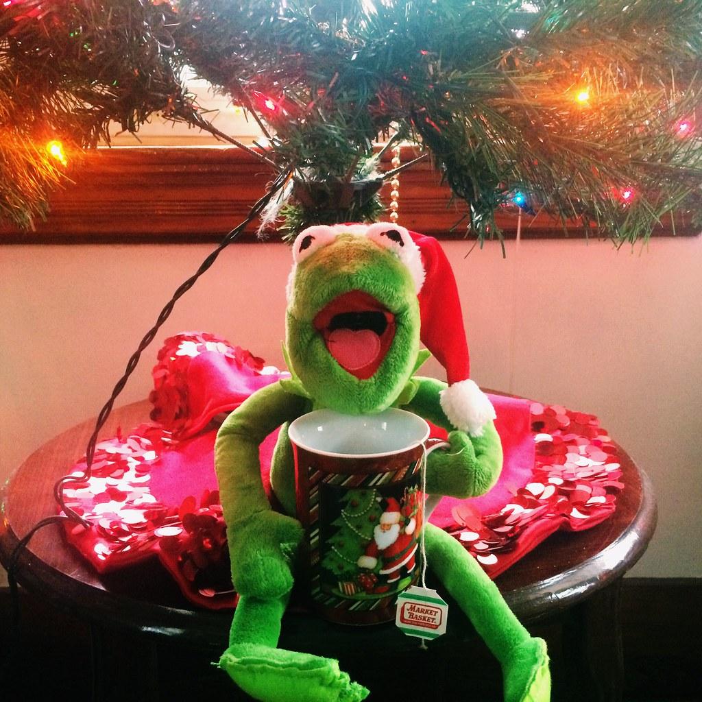 1822. | Kermit!meme wishes you happy holidays. | Katie Racine | Flickr