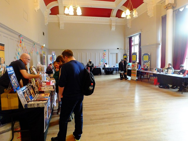 Edinburgh Comic Art Festival 2016 01