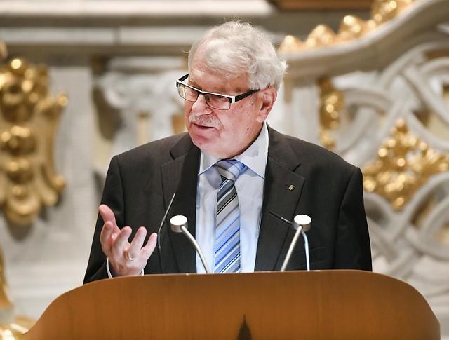 JACC-Forum mit Tschechiens Botschafter Podivínský
