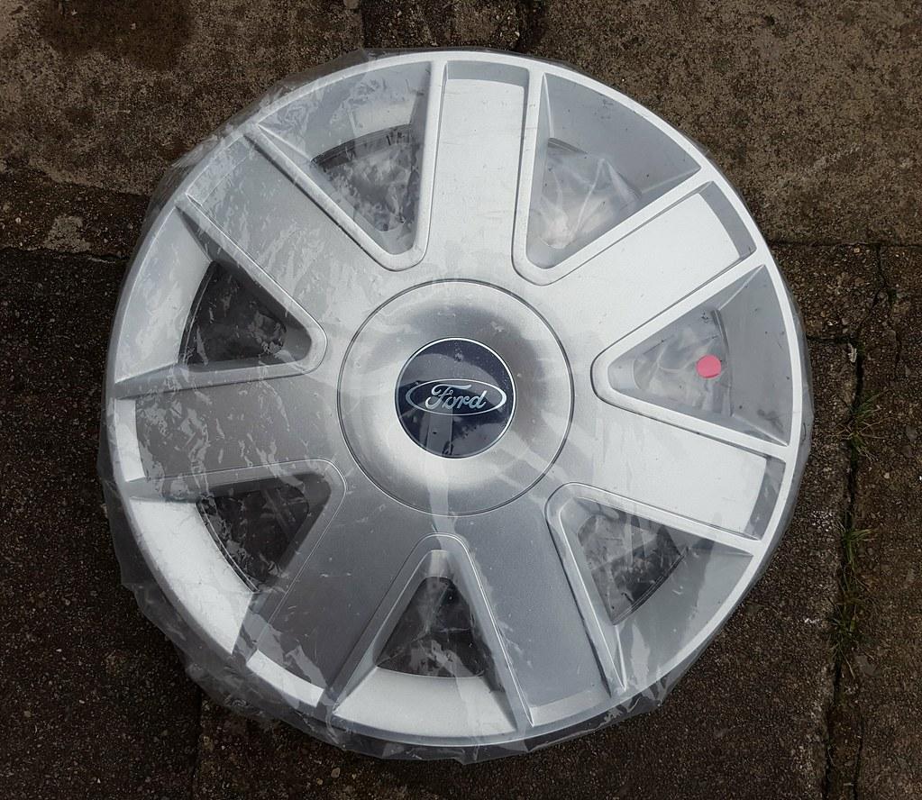 Ford Ka Wheel Trim By F Ajm