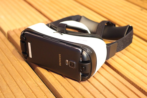 Samsung Gear VR | by pestoverde