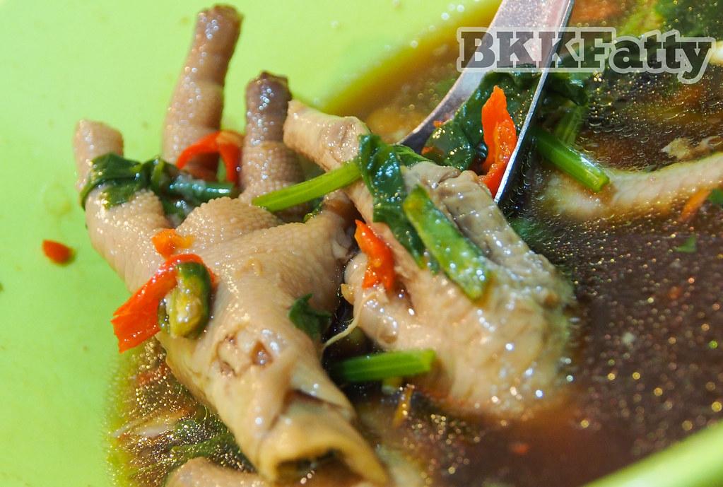 Thai Street Food Chicken Feet 4 Dwight Turner