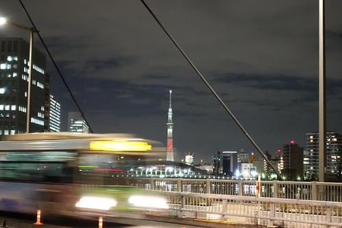 SONY Cyber-shot RX100M5 Tokyo skytree