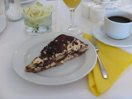 Tiramisu (im Hotel - Restaurant Cala Luna in Marburg)