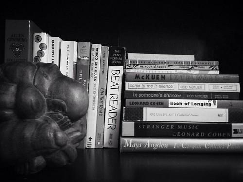December 6 - Bookshelf