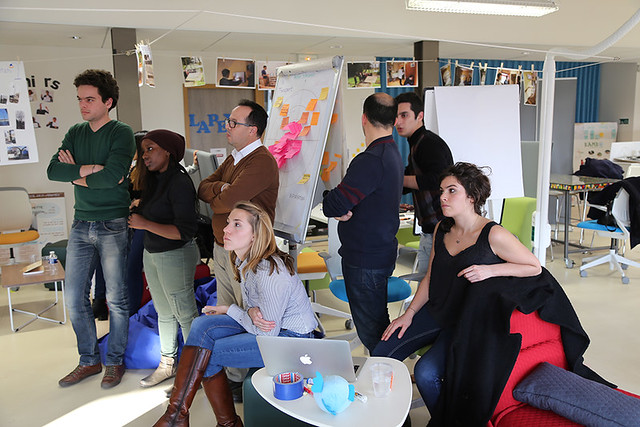 Projet Design Thinking 2015 - Citybox® Bouygues Energies & Services - MS IUS