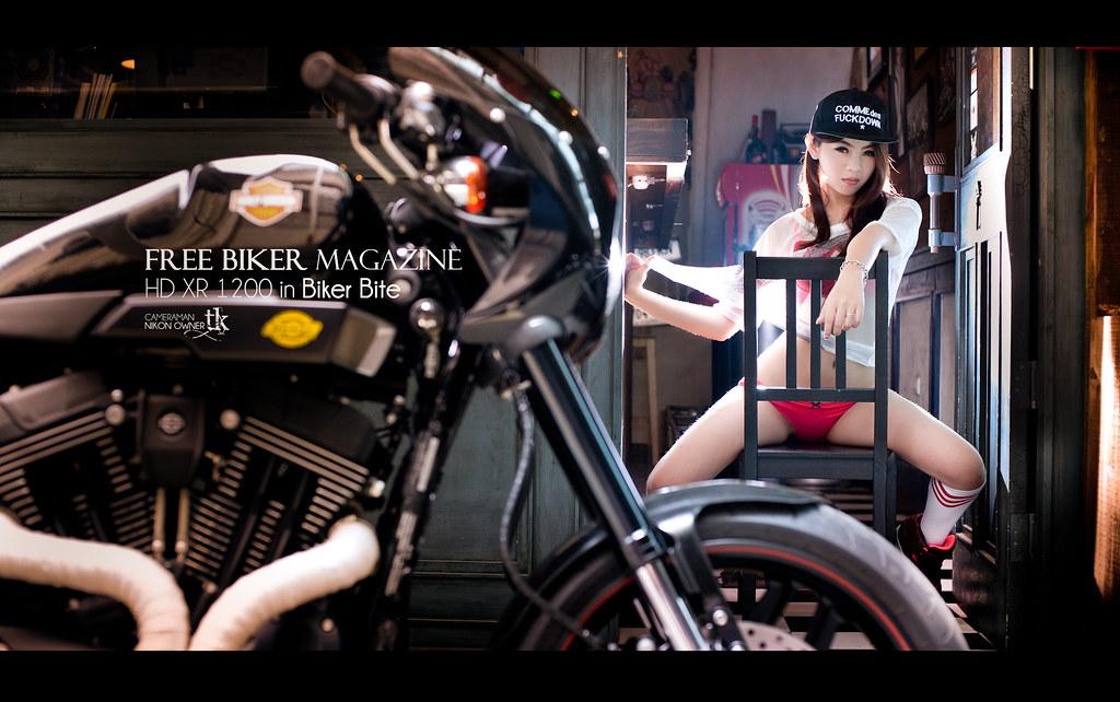 Freebiker free biker   光頭台客   flickr