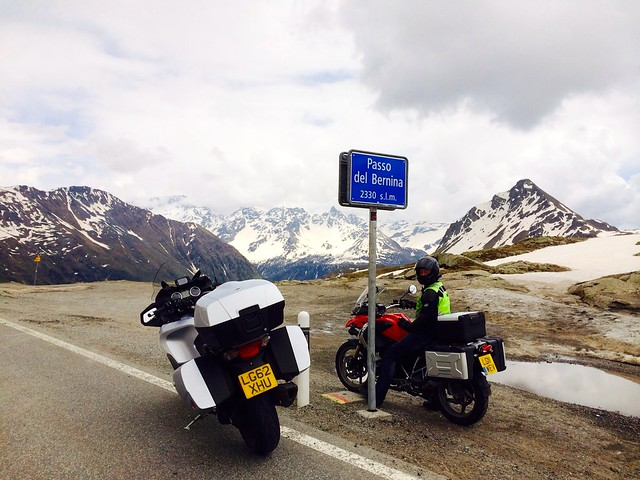 Bernina Pass